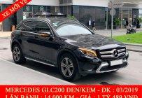 Cần bán xe Mercedes GLC200 đời 2019, màu đen giá 1 tỷ 489 tr tại Tp.HCM