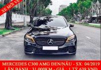 Cần bán gấp Mercedes AMG đời 2019, màu đen giá 1 tỷ 639 tr tại Tp.HCM