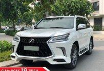 Bán Lexus LX 570 Super Sport đời 2016, màu trắng, nhập khẩu chính hãng, chính chủ giá 6 tỷ 280 tr tại Hà Nội