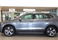 Bán ô tô Volkswagen Tiguan Luxury đời 2019, màu xám, nhập khẩu giá 1 tỷ 799 tr tại Tp.HCM