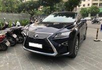 Cần bán gấp Lexus RX350 đời 2017, màu xanh lam, nhập khẩu giá 3 tỷ 350 tr tại Hà Nội