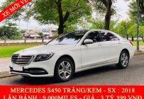 Bán Mercedes 2018, màu trắng giá 3 tỷ 399 tr tại Tp.HCM