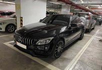 Quốc Duy Auto - Bán Mercedes C300 AMG đen/đỏ 2018 siêu đẹp - trả trước 500 triệu nhận xe giá 1 tỷ 469 tr tại Tp.HCM