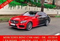 Bán ô tô Mercedes AMG đời 2019, màu đỏ giá 1 tỷ 469 tr tại Tp.HCM