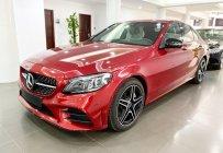 Bán ô tô Mercedes C300 AMG đời 2020, màu đỏ giá 1 tỷ 740 tr tại Hà Nội
