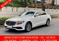 Cần bán gấp Mercedes E200 đời 2019, màu trắng giá 1 tỷ 920 tr tại Tp.HCM