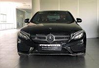 Xe Mercedes C300 2017, giá tốt, màu đen-nội thất đỏ duy nhất giá 1 tỷ 500 tr tại Tp.HCM