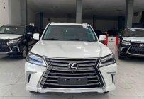 Bán Lexus LX570 màu trắng, model và đăng ký 2020 mới 99,9%, lăn bánh 6000 Km, hóa đơn đủ giá 7 tỷ 960 tr tại Hà Nội