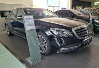 [Hot Sale] Mercedes-Benz S450 Luxury 2020, màu đen, xe chính hãng đi lướt giá 4 tỷ 650 tr tại Tp.HCM