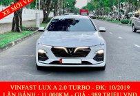 Quốc Duy Auto - Vinfast Lux A2.0 Turbo trắng 2019 - bản cao cấp nhất - giá tốt  giá 989 triệu tại Tp.HCM