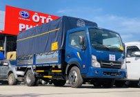 Xe tải Nissan 3t5 NS350 thùng mui bạt - xe tải Nissan Cabstar NS350 thùng bạt 4m3 - bán trả góp trả trước 130 triệu giá 460 triệu tại Tp.HCM