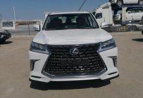 Bán Lexus LX570 Super Sport 2021, 8 chỗ, màu trắng, nội thất da bò. Giá siêu tốt. giá 9 tỷ 50 tr tại Tp.HCM