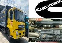 xe tải 8 tấn máy cummins mỹ  thùng dài giá rẻ tặng ngay 50% trước bạ giá 300 triệu tại Bình Định