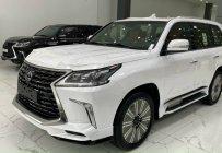 LEXUS LX570 SUPER SPORT 2021, màu trắng, nội thất kem, mới 100%, xe giao ngay. giá 9 tỷ 100 tr tại Hà Nội