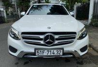 Bán xe Mercedes GLC250 sx 2016 màu trắng giá 1 tỷ 350 tr tại Tp.HCM