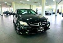 Mercedes-Benz C180 2020 cũ, màu đen siêu lướt, chính hãng giá 1 tỷ 360 tr tại Tp.HCM