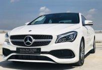 Bán Mercedes CLA250 AMG, màu trắng, nhập khẩu chính hãng, 50 km giá 1 tỷ 620 tr tại Tp.HCM