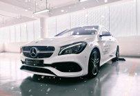 Mercedes CLA250 AMG, nhập khẩu chính hãng, màu trắng, giá cực tốt giá 1 tỷ 620 tr tại Tp.HCM