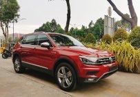 Volkswagen Tiguan 2021 màu đỏ nhập khẩu  giá 1 tỷ 899 tr tại Tp.HCM