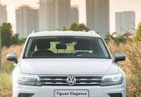 Xe Volkswagen Tiguan Elegance màu trắng, nhập khẩu 2021 giảm giá khủng giá 1 tỷ 699 tr tại Đắk Lắk