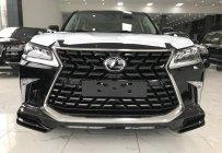 Bán Lexus LX 570 super Sport S sản xuất 2021, màu đen, nhập khẩu Trung Đông giá 9 tỷ 150 tr tại Hà Nội