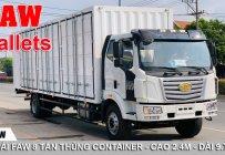Xe Tải Faw 8 Tấn Thùng Kín Cao 2.6 Mét Dài 9.7 Mét - Xe Tải Faw 8 Tấn Thùng Kín Container - Gía Xe Tải 8 Tấn Thùng Dài giá 990 triệu tại Tp.HCM
