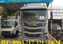 Công Ty Ô Tô Phú Mẫn bán trả góp xe tải Jac A5 nhập khẩu thùng dài 9m6 giá 920 triệu tại Tp.HCM