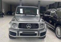 Bán Mercedes G63 AMG màu xám bạc cực đẹp, sản xuất 2021, xe có sẵn giao ngay. giá 12 tỷ 550 tr tại Tp.HCM