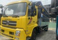 Xe tải  dongfeng 8t thùng kín dài 9m5 giá tot  ngân hàng hỗ trợ 75% giá 920 triệu tại Bình Định