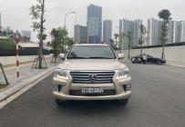 Cần bán xe Lexus LX 570 đời 2012, màu vàng kem. Mới nhất việt nam giá 3 tỷ 680 tr tại Hà Nội