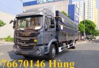 Xe tải JAC A5 9t thùng dài 8,2m ngân hàng hỗ trợ 80% giá trị xe giá 886 triệu tại Long An