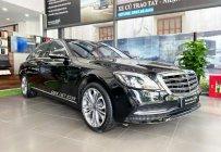 Bán Mercedes S450 Luxury 2020 siêu lướt màu đen, rẻ hơn mua mới 1 tỷ, xe đã qua sử dụng chính hãng giá 4 tỷ 450 tr tại Hà Nội