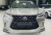 Cần bán Lexus LX 570 Super Sport năm 2021, màu vàng, nhập khẩu giá 9 tỷ 100 tr tại Hà Nội