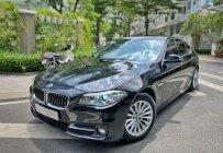 Cần bán xe BMW 5 Series 520i đời 2014, màu đen, xe nhập giá 1 tỷ 90 tr tại Tp.HCM