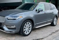Cần bán lại xe Volvo XC90 sx 2015, màu xám, nhập khẩu chính hãng, như mới giá 2 tỷ 550 tr tại Tp.HCM