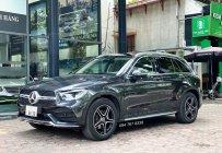 Bán xe Mercedes GLC300 AMG đời 2021, màu xám giá 2 tỷ 499 tr tại Hà Nội