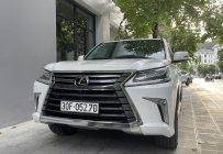 Bán Lexus LX570 chính chủ, nhập Trung Đông, đời 2016, màu trắng giá 6 tỷ 399 tr tại Quảng Ninh