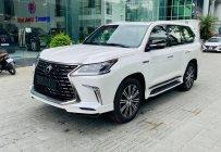 Bán ô tô Lexus LX 570 sản xuất 2021, màu trắng, nhập khẩu giá 9 tỷ 900 tr tại Hà Nội