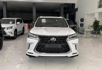 Bán xe Lexus LX 570 MBS đời 2021, màu trắng, nhập khẩu chính hãng giá 9 tỷ 900 tr tại Hà Nội