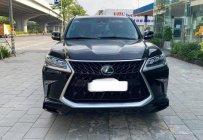 Bán Lexus LX570 MBS 4 chỗ màu đen, sản xuất 2019, lăn bánh cực ít, mới 99,9% giá 8 tỷ 800 tr tại Hà Nội