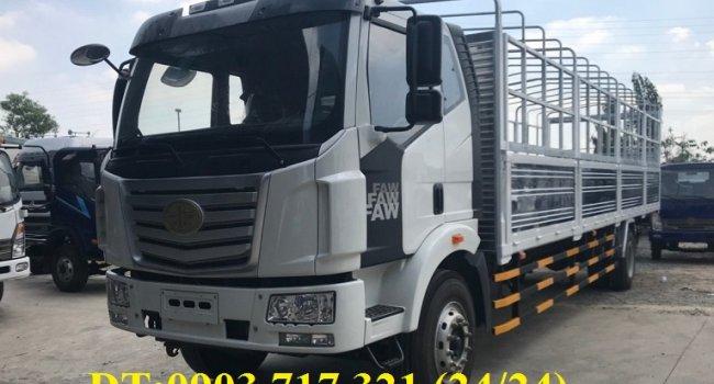 Xe tải Faw 6 máy thùng dài 9m7. Xe tải Faw 7t25 thùng dài 9m7 Euro 4 giá tốt nhất