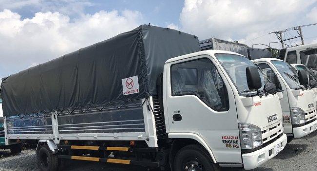 Cần bán xe tải Isuzu VM 1T9 thùng dài 6m2 giá hấp dẫn nhất khu vực Miền Nam